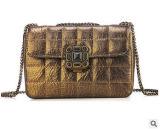 Sacchetto di cuoio del nuovo del sacchetto di cuoio retro dell'elefante di reticolo sacchetto della catena piccolo
