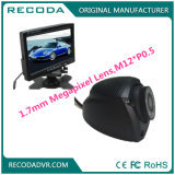 1.7mmレンズが付いているバストラックのタクシーの貨物自動車の後ろ側のビュー・カメラIP67のためのRecoda 1.3MPのパトカーのカメラ