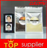 La meilleure fabrication de fibre de cheveu de fibres de construction de cheveu entièrement