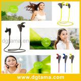 Écouteur stéréo sans fil de Bluetooth du haut-parleur quatre de sport duel de couleurs