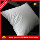 Standard Size White Duck Down Pillow for Hotel Pillow Aviation
