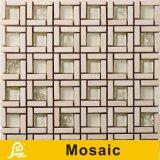Mosaico de piedra caliente del cuadrado de la mezcla de la venta 8m m para la decoración de la pared (mezcla B01/B02/B03 del bloque)