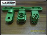 Пластмассы нержавеющей стали высокой точности части CNC алюминиевой латунной подвергая механической обработке с оборудованием запасной части автомобиля