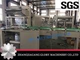 Machines automatiques d'emballage de rétrécissement de bouteille