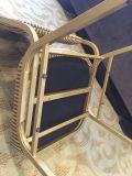 Cadeira Stackable de aço durável do banquete
