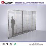 Good&#160 ; Afficheur LED/panneau/écran transparents de visualisation pour Commercial&#160 ; Rues/centres commerciaux/annonçant