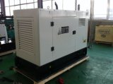 groupe électrogène 100kw diesel silencieux avec le commutateur de début automatique