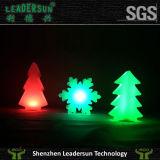 크리스마스 장식적인 나무 LED 가벼운 휴일 점화 가구