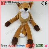 Fox macio do brinquedo do animal enchido para miúdos