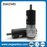 Etiquetar 12V que elimina motor planetario eléctrico del engranaje de la C.C.
