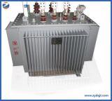 Type d'huile à 3 phases Immersion à basse tension Transformateur de puissance à haute tension 33kv