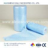 Wipes resistentes da limpeza com cores diferentes