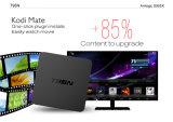 Mini M8s 2+8GB Amlogic S905 Andriod 6.0 TV rectángulo Kodi 16.0 de T95n