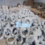 Electro Galvanized Binding Wire Bwg 22 7-25kgs / Coil