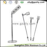 El aluminio del material de construcción LED perfila el disipador de calor
