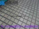 고품질 낮은 신장 고속 철도 수용성 PVC Bixial 폴리에스테 Geogrid 800kn/800kn