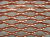 Maglia ampliata galvanizzata del nastro metallico