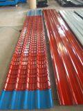 Afrika-Typ glasig-glänzende Dach-Fliese/unsymmetrische Dach-Fliese
