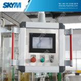 3 in 1 impianto di imbottigliamento di coperchiamento di riempimento dell'acqua minerale della macchina di lavaggio delle bottiglie