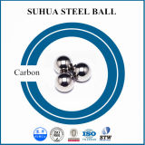 Kleine runde Kugel der G500 Kohlenstoffstahl-Kugel-2mm