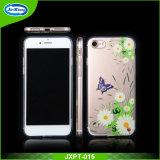 Hybride van de manier paste het Mobiele Geval van de Telefoon voor iPhone 6 plus aan, de Dekking van het Geval van de Telefoon van de Cel
