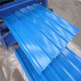 Folha de aço do trapésio de Colorbond e de Zincalume Roofing/PPGI