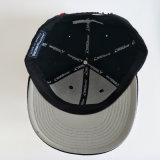 習慣5のパネルの刺繍の急な回復3Dの帽子および帽子の製造業者