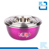 Цветастые Multi-Size шары кухни шара приправой нержавеющей стали