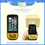 高耐久化された移動式無線データ収集装置、産業PDAのバーコードのスキャンナー