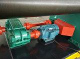 W11S rodillo superior 3-Roll Plate simétrico Prensa de batir