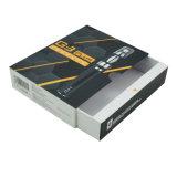 Luxuxkopfhörer-verpackender Papierfach-Kasten