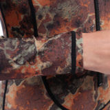 in azione, protezione impetuosa del manicotto lungo di stile di Camo (HX-R0069)