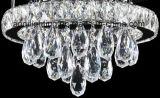 Lámpara cristalina moderna del techo del más nuevo estilo LED de la promoción