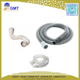 Estirador plástico acanalado del tubo PE-PP-PVC del alambre de un sólo recinto del cable que hace la máquina