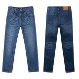 2017 джинсыов людей способа хлопка джинсыов джинсовой ткани людей основных