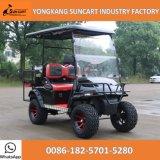 Carro de golf con pilas de 2+2 asientos de China para la venta, modelo de Ezgo del carro de golf hecho en China