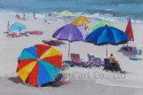 Pintura impresionista del arte de la decoración del paisaje de la alta calidad del fabricante