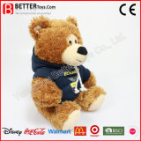 En71 Leuke Teddybeer in Hoodie
