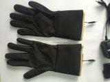 Super dünne Winter-Batterie-erhitzte Handschuh-Zwischenlage mit intelligentes Steuerunisexschwarzem