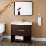 Шкаф тщеты ванной комнаты верхнего качества двойной раковины Fed-1257