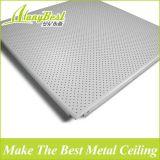 Akustische verschobenes Aluminiumdeckenverkleidungen