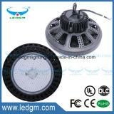 150W UL UFO LED 닫집 램프 높은 만 빛