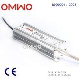 75W driver costante della corrente LED, alimentazione elettrica del LED