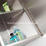 Ванной комнаты мебели Modernstainless шкаф зеркала стальной вспомогательный (Ymt-7055)