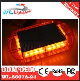 小型Lightbar LEDのストロボランプに警告する24のLED