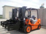 caminhão de Forklift da gasolina 2.5Ton com braçadeira da bala (HH25-K5-G)