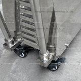ステンレス鋼の液体のための移動可能な乳剤ポンプ