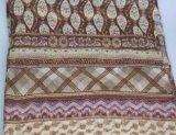 De Sjaal van de Polyester van Boho van de druk, Geweven Sjaal voor de Toebehoren van de Manier van Dames