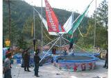 De kinderen spelen Apparatuur van de Speelplaats van de Trampoline van het Centrum de Openlucht (yl-BC003)