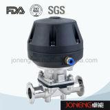 Нержавеющая сталь Food Grade зажимная мембранный клапан (JN-DV1004)
